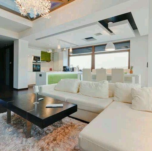 elegante diseo de interiores con mltiples detalles destacan diseo de techos