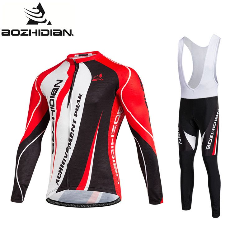 47979ceb5 sale 2017 azd107 specialized mtb pro team cycling jersey long sleeve men  bike custom maillot ropa  funny  cycling  jerseys