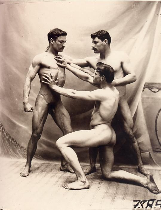Gay nude photographs