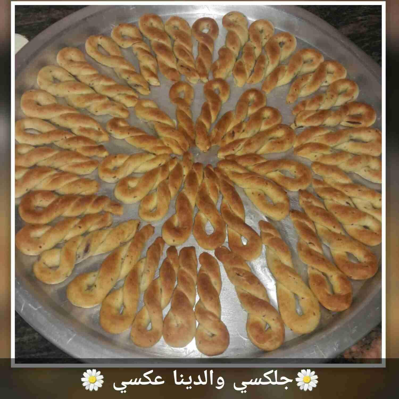 طريقة عمل كعك العيد بالطحين الفلسطيني زاكي Arabic Food Food Desserts