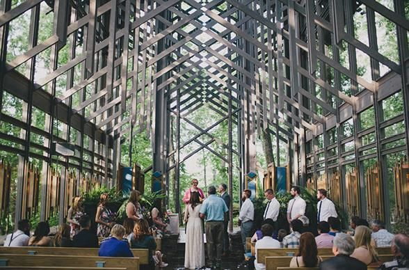 Top Glasshouses Greenhouses And Conservatory Venues In The Us Europe Canada And Australia 2016 Glass Chapel Wedding In The Woods Chapel Wedding