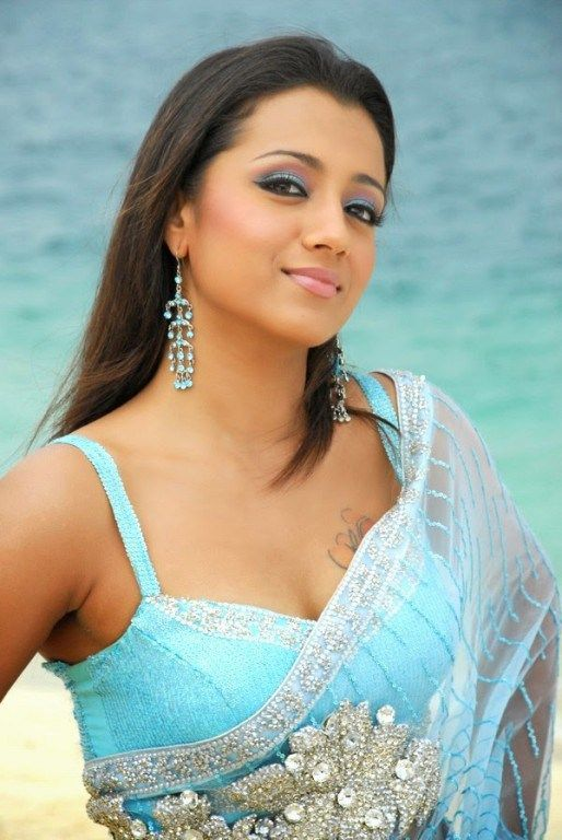 Tamil actress trisha hot know one