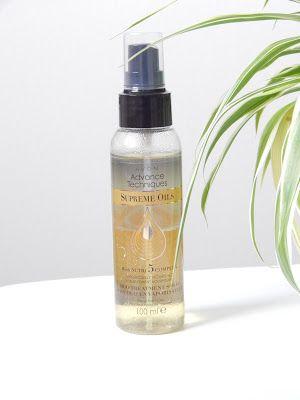 Avon Advance Techniques Supreme oils with nutri 5 complex oil