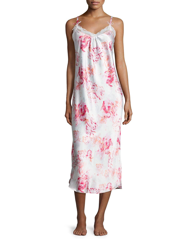 Floralprint long gown roflo w halce i w pół halce pinterest