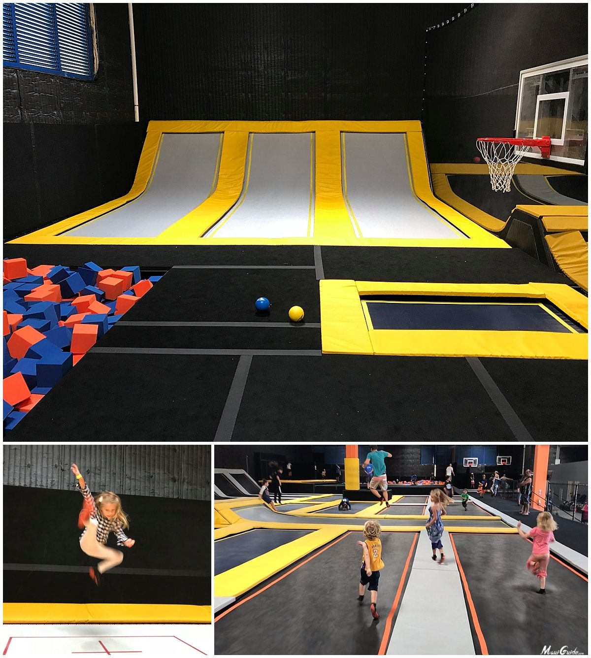 Ultimate Air Trampoline Park Review (With images) Maui