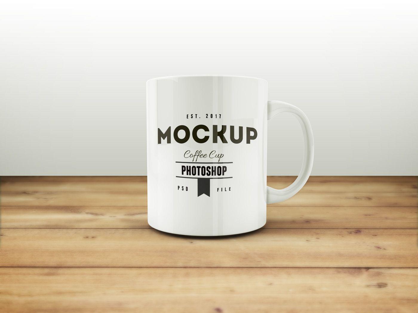 Coffee Mug Free #MockUp #PSD -
