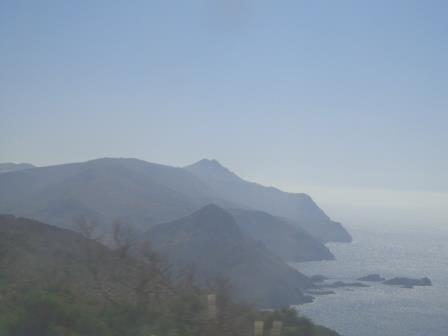 Mer Et Montagne Madagh Oran Oran Alger Montagne