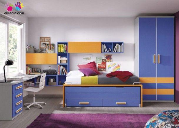 Dormitorio Juvenil 545-012014