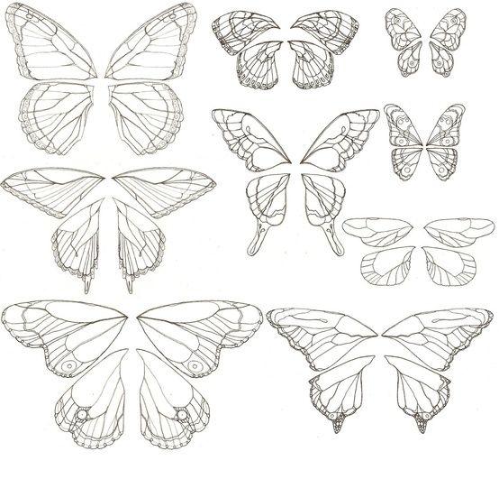 Butterfly By Walkinnatjar Butterfly Alas De Hadas Dibujos