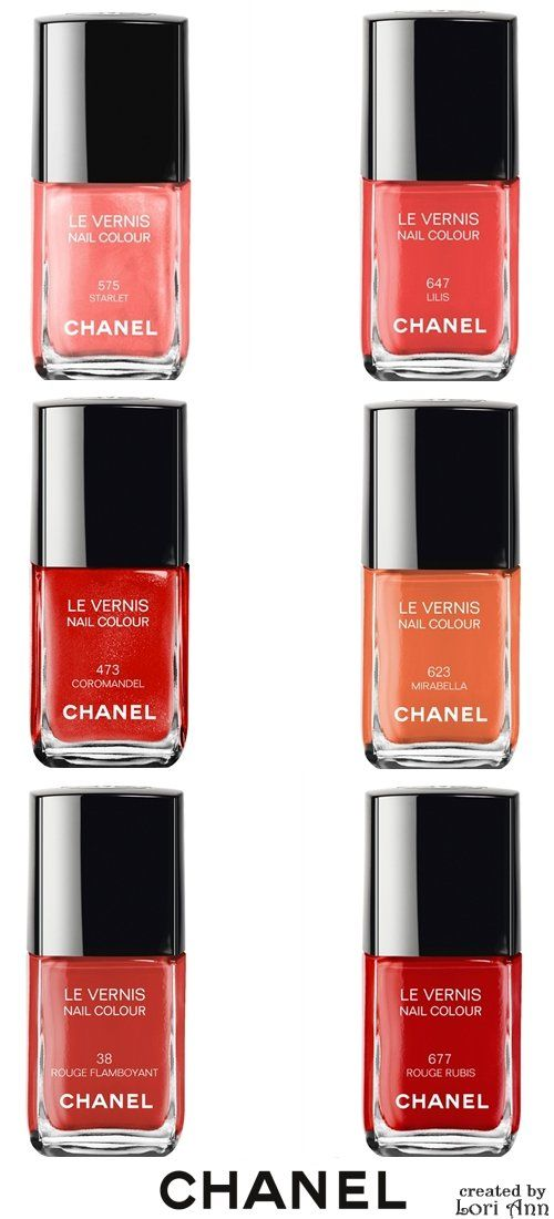 Chanel Limited Edition Le Vernis Nail Colour | House of Beccaria#