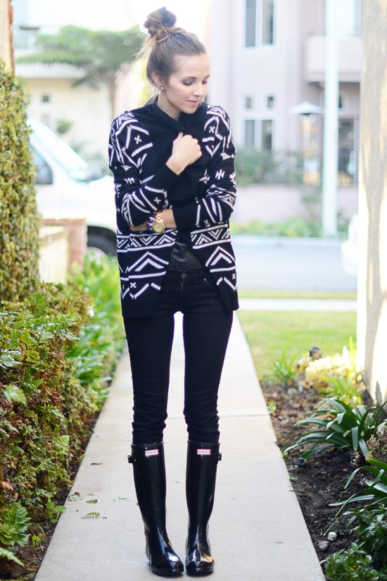 17 Best images about Rain Boots! on Pinterest | Puffer vest, Pink ...