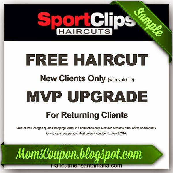 graphic regarding Sports Clips Free Haircut Printable Coupon identify Sporting activities Clips 10 off 50 on the internet coupon code February 2015
