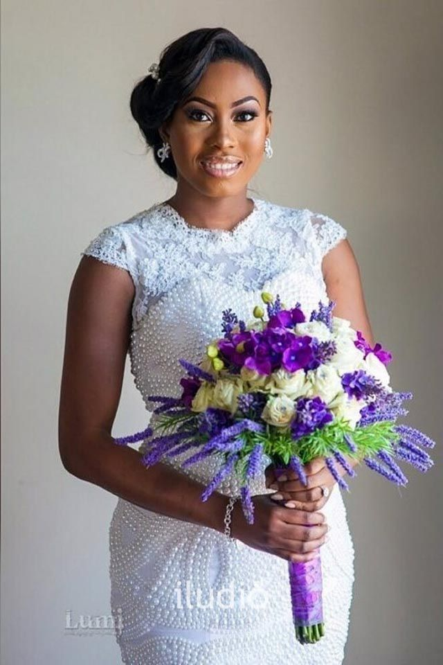 Get Floral Inspiration For Your Nigerian Wedding Bouquet See