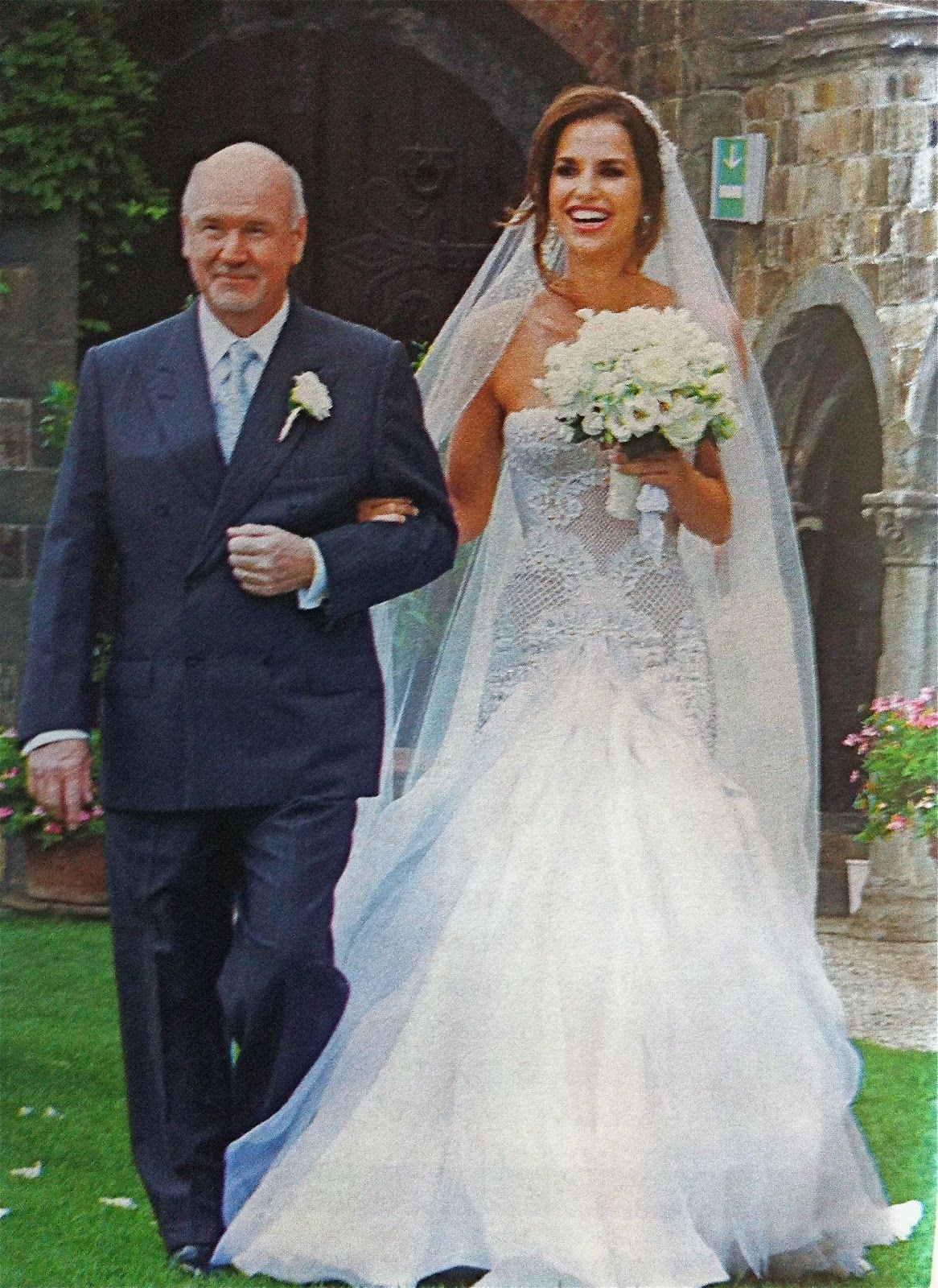 Chasing Rainbows Kissing Frogs Brian Mcfadden Weds Vogue Williams