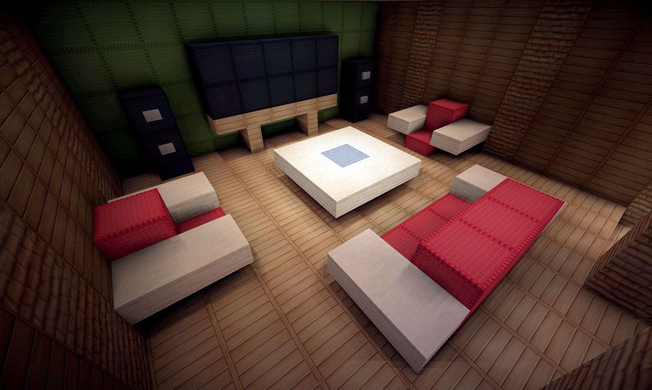 Jungle House On World Of Keralis Minecraft Project Jungle House Minecraft Minecraft Projects Living room ideas keralis