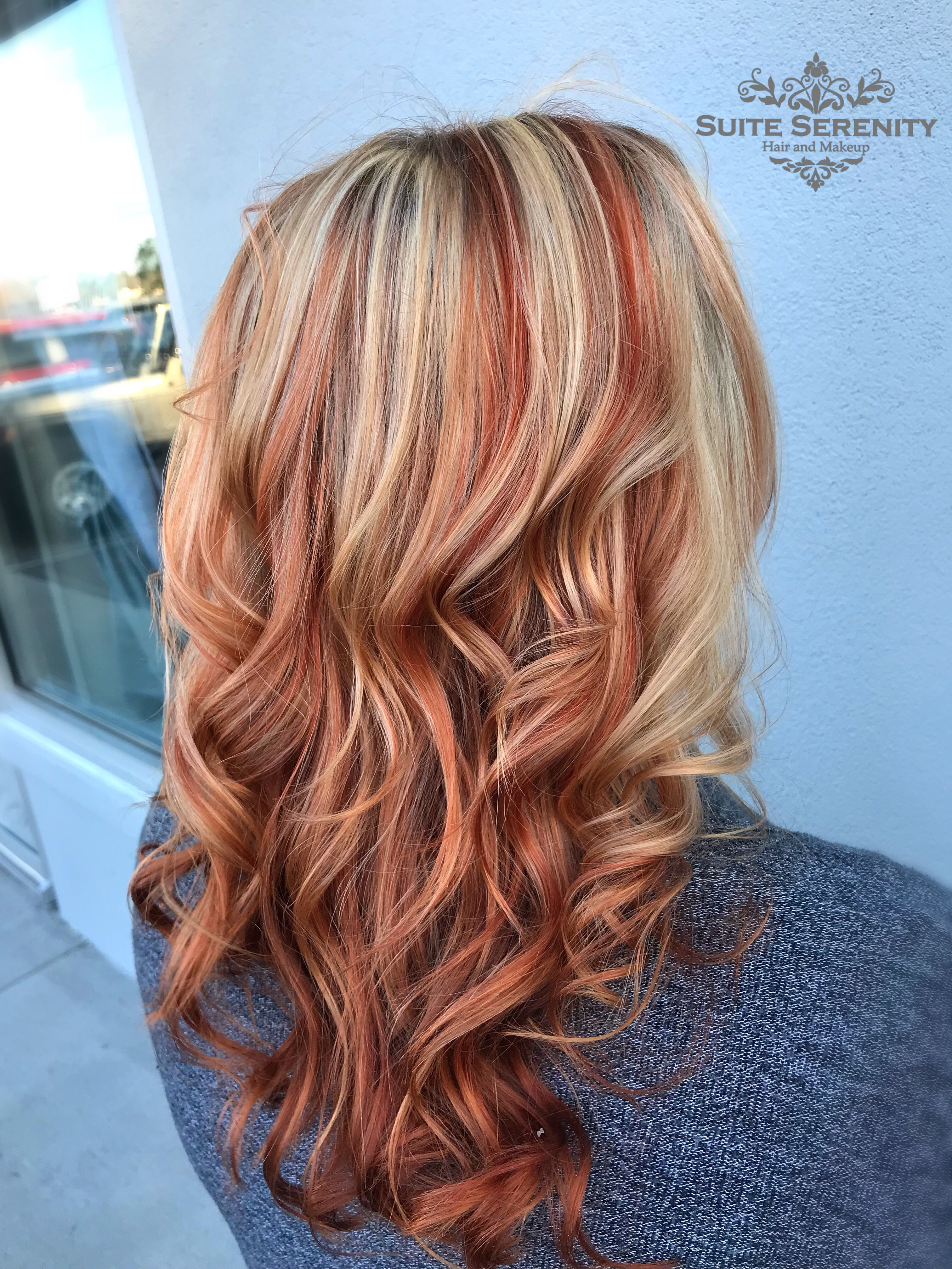 42++ Copper blonde hair with highlights ideas in 2021