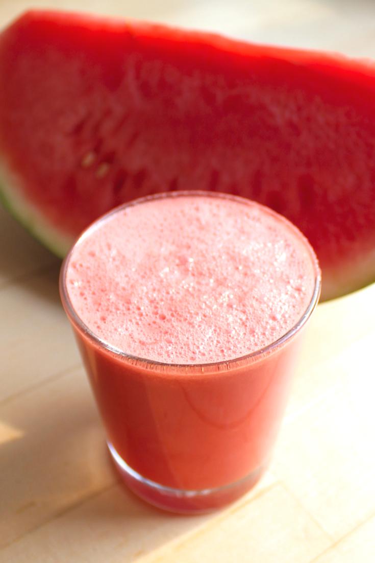 Watermelon Mint Blender Drink | Bullet/juice recipes ...  #watermelonsmoothie #watermelon #smoothie
