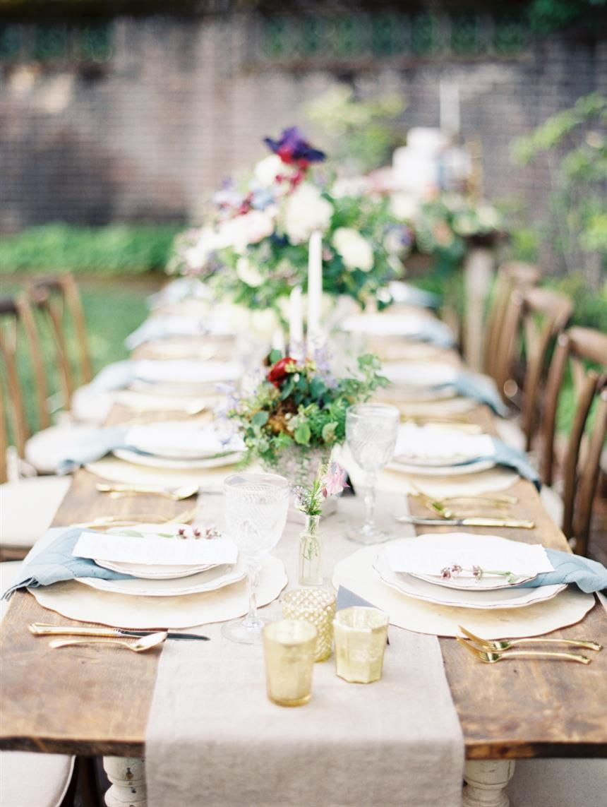 The Secret Garden Wedding Inspiration Shoot | Garden wedding ...