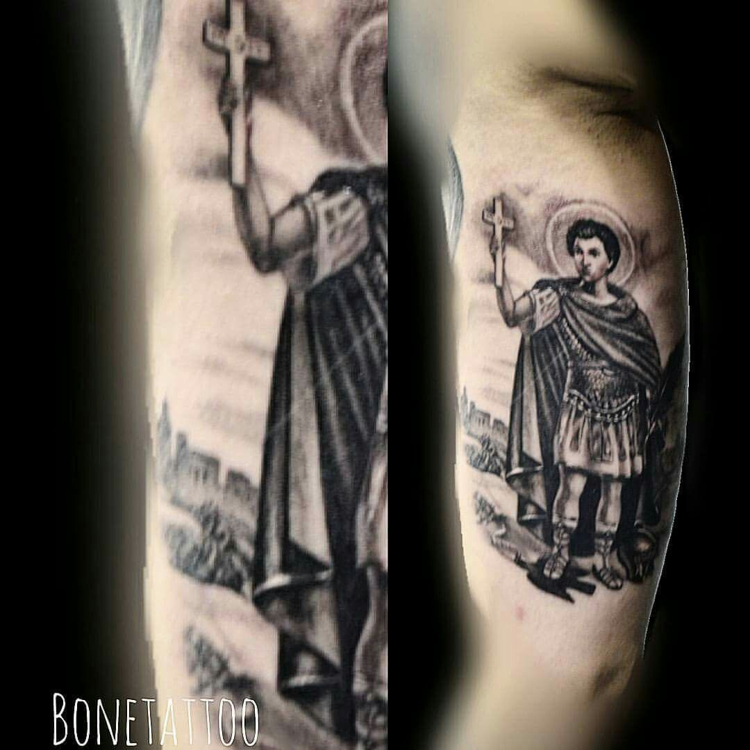 Santo Expedito Tattoo Tatuajes