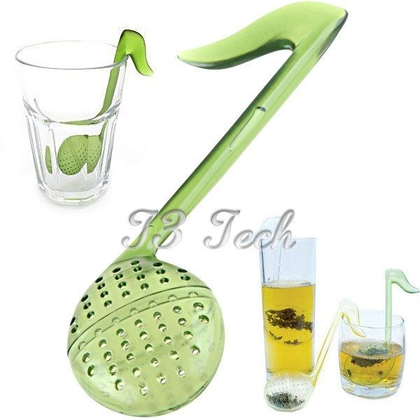 Modern Design Plastic Tea Herb Filter Infuser Strainer Teabag Jumping Musical Note Lifestyle Item Music Tea Spoon Color Assorted-in Tea Strainers from Home & Garden on Aliexpress.com   Alibaba Group