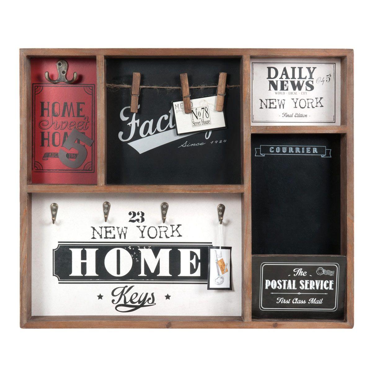 tableau porte cl s factory id es d co maison en 2019 pinterest. Black Bedroom Furniture Sets. Home Design Ideas