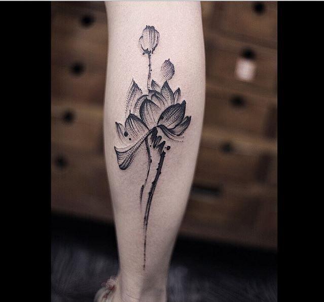 newtattoo陈洁 Beijing China.Tattoo Artist. Newtattoo Studio.陈洁 WeChat:13911212240