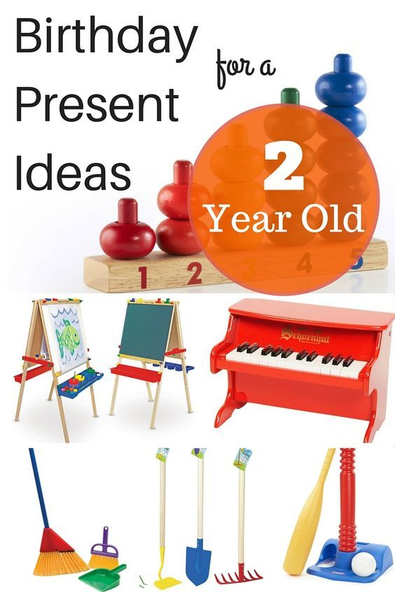Gift Guide For Two Year Olds
