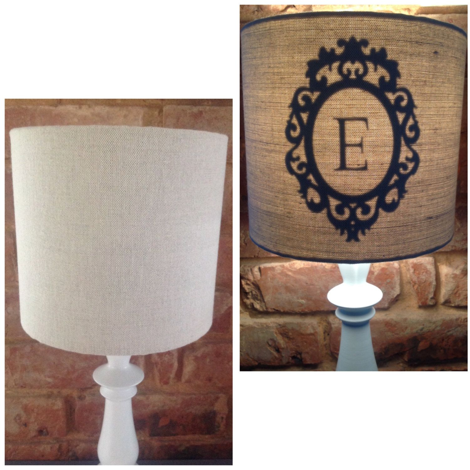 lighting handmade uk shades candle lamp beautiful products antiques decorative collections linen lampshades
