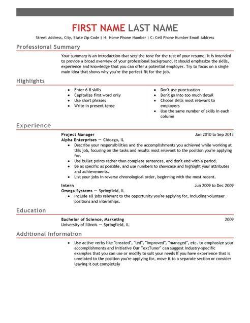 Resume | ASAP | Pinterest