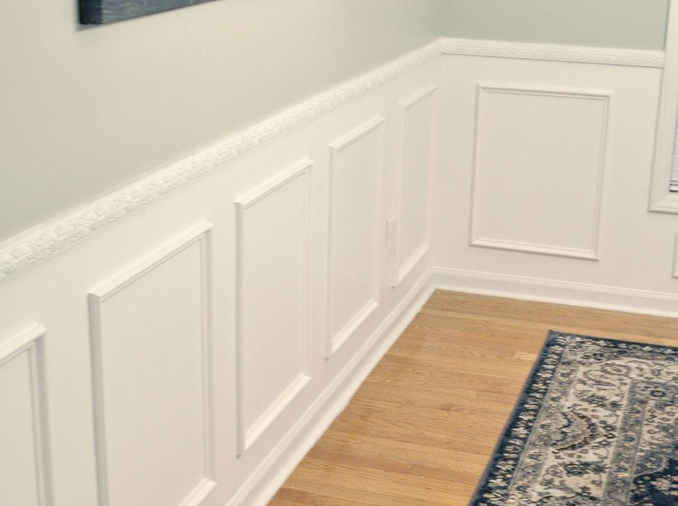 Furniture, Wood Panel Walls With Original Wood Wainscoting Ideas Plus  Classic Rugs And Wood Floor - Furniture, Wood Panel Walls With Original Wood Wainscoting Ideas