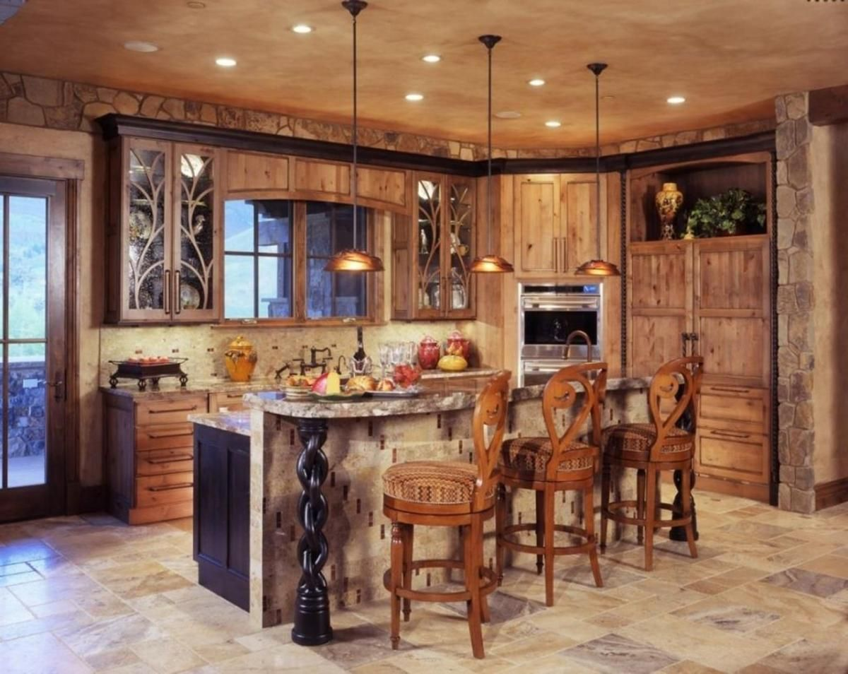 rustic french country cottage kitchen 26  rustic kitchen