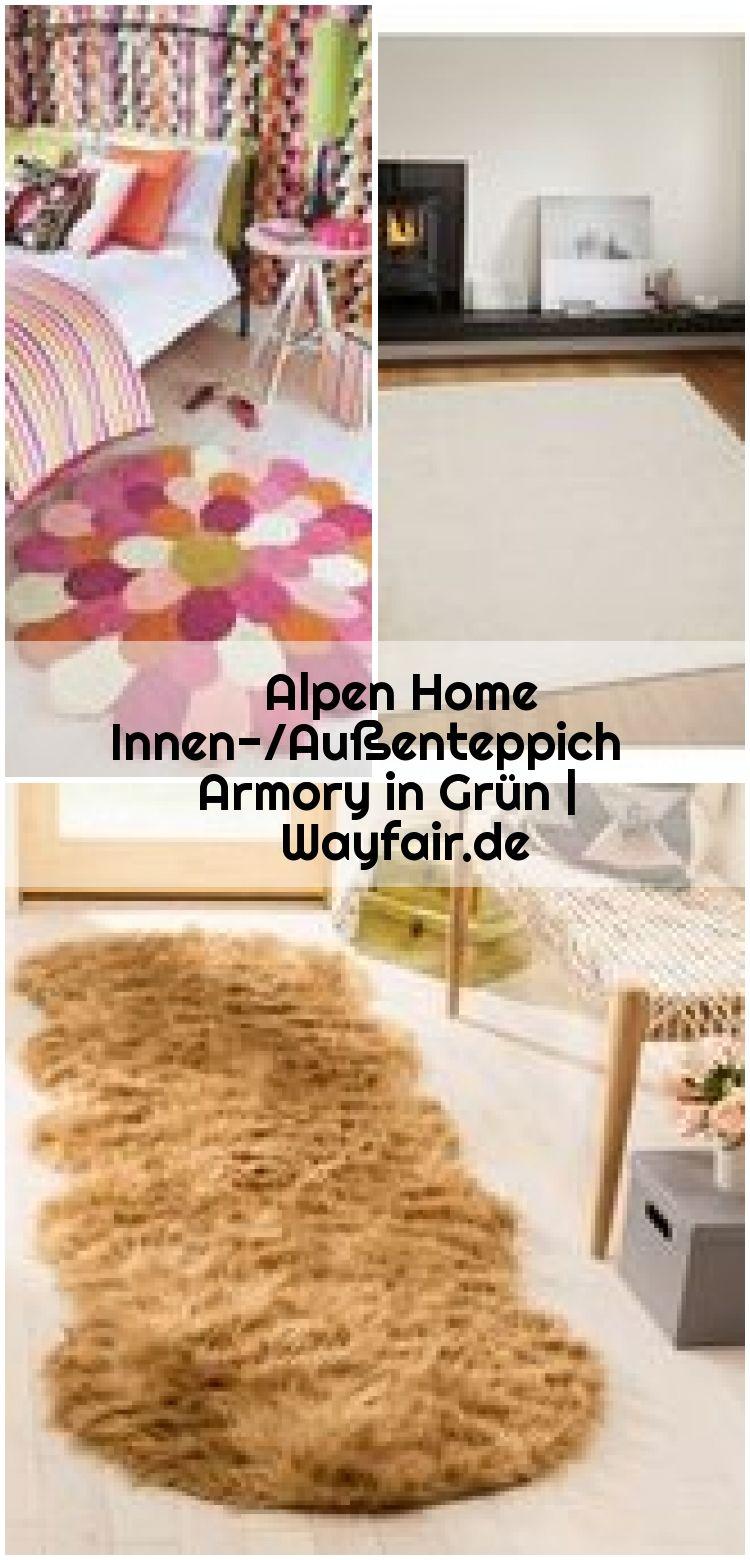 Alpen Home Armory Indoor Outdoor Carpet In Green