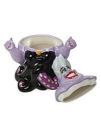 HOTTOPIC.COM - Disney The Little Mermaid Ursula Cookie Jar @Kerstin Toro