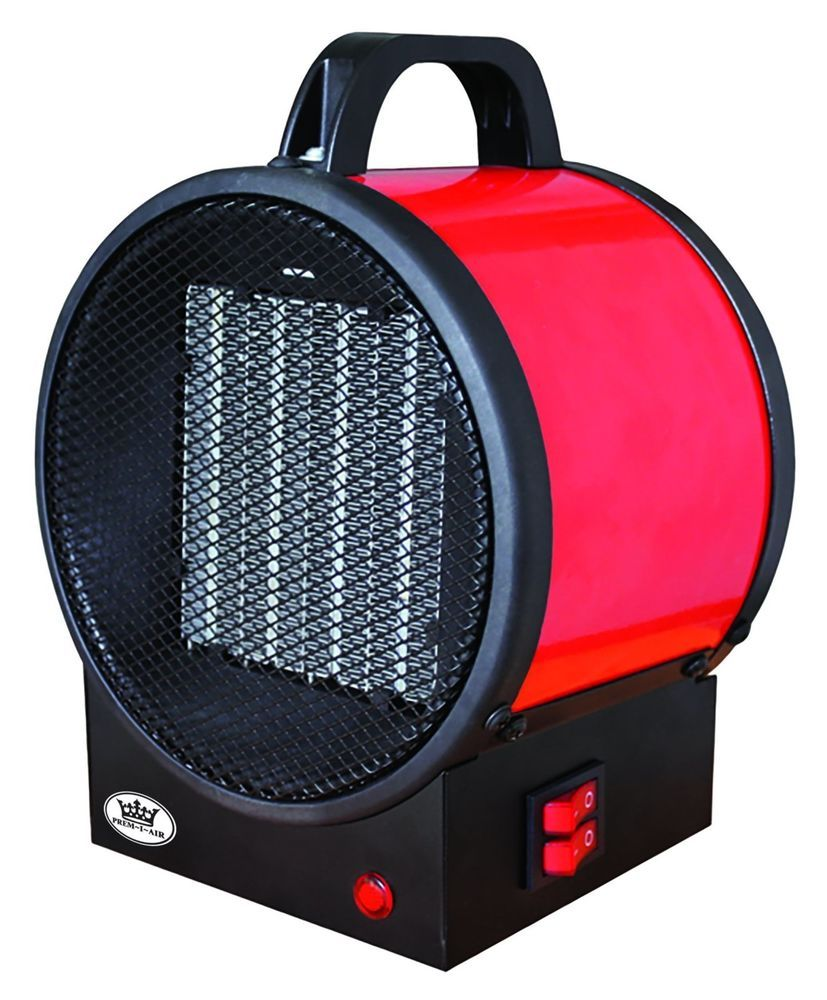 #Electrical #Fan #Heater with 2 Heat Settings 2 kW with #Thermostat and #Handheld New