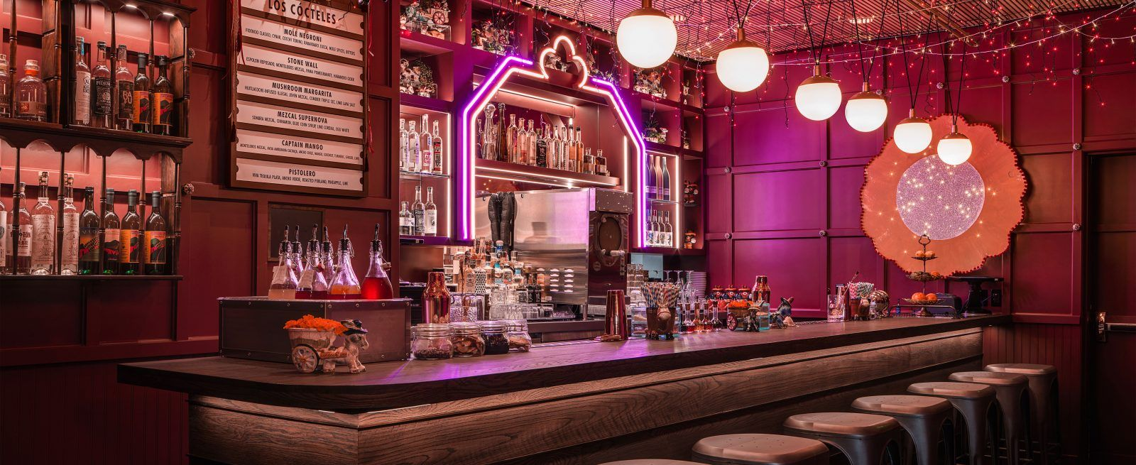 Tripleseat Teams With Alamo Drafthouse Tequila Bar Las Vegas Luxury Hotels Cool Bars