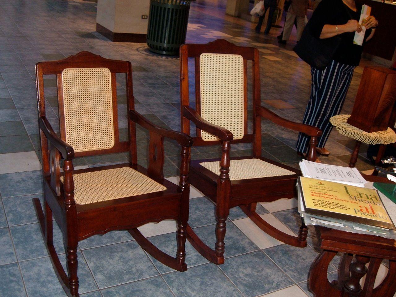 Muebles Antiguos Puerto Rico Mi Isla Del Encanto Puerto Rico  # Muebles Con Pajilla