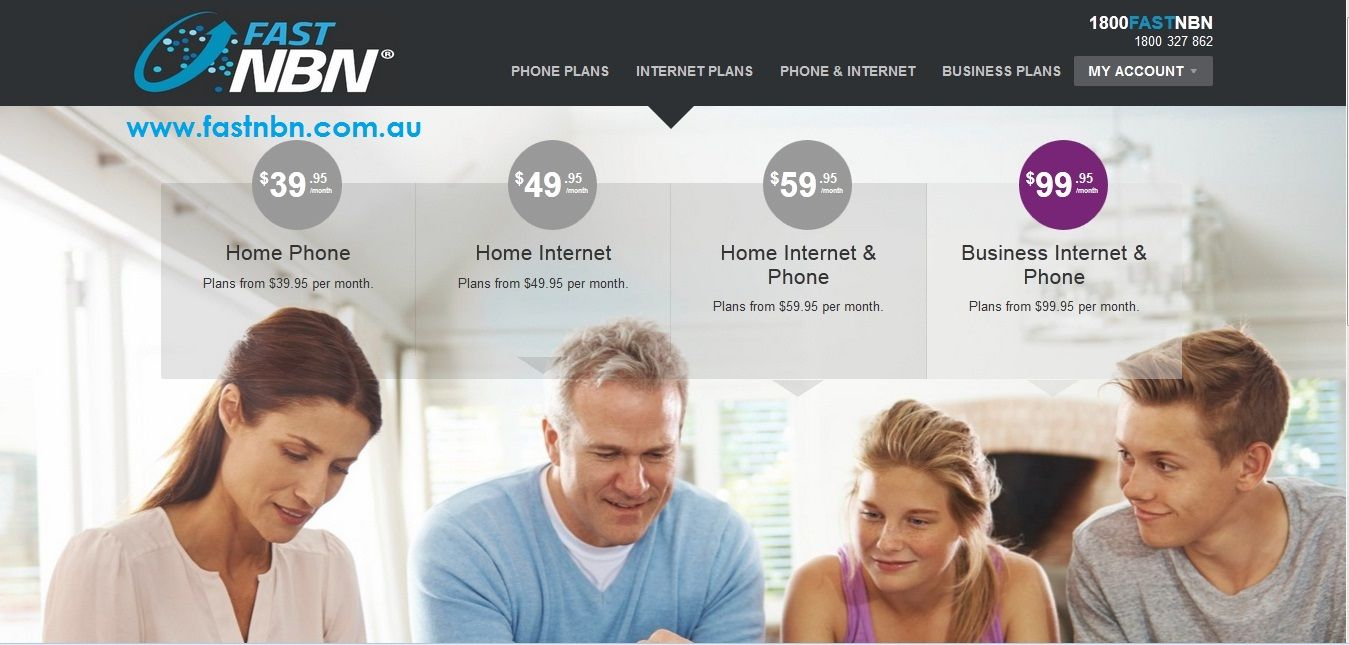 Fast NBN provides custom home and corporate phone plans