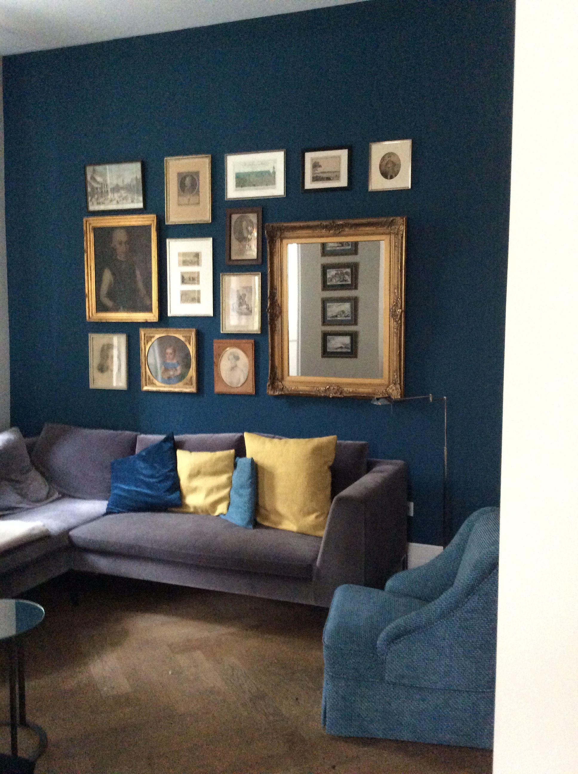 Giovanni 029 Blaues Wohnzimmer Wohnzimmer Ideen Gemütlich Wandfarbe Wohnzimmer