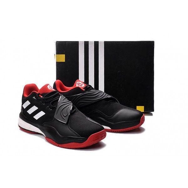 3d4b3dc065a cheap adidas d rose 7 mens basketball shoes black white red online shop