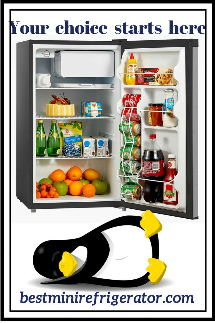 Best Mini Refrigerator That You Need For House Or Bedroom Office Car