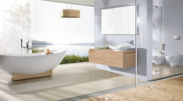 Villeroy und Boch - Bad-Produkte online kaufen - MEGABAD Wohnen - badezimmer design badgestaltung