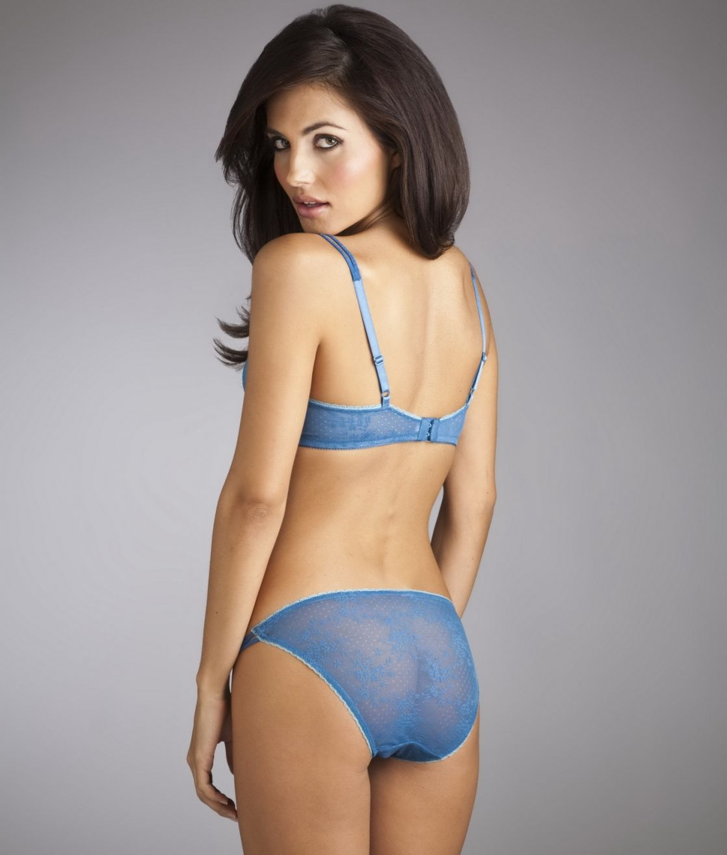 Spanish model Diana Morales