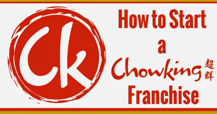 Chowking Franchise How to Start and How Much