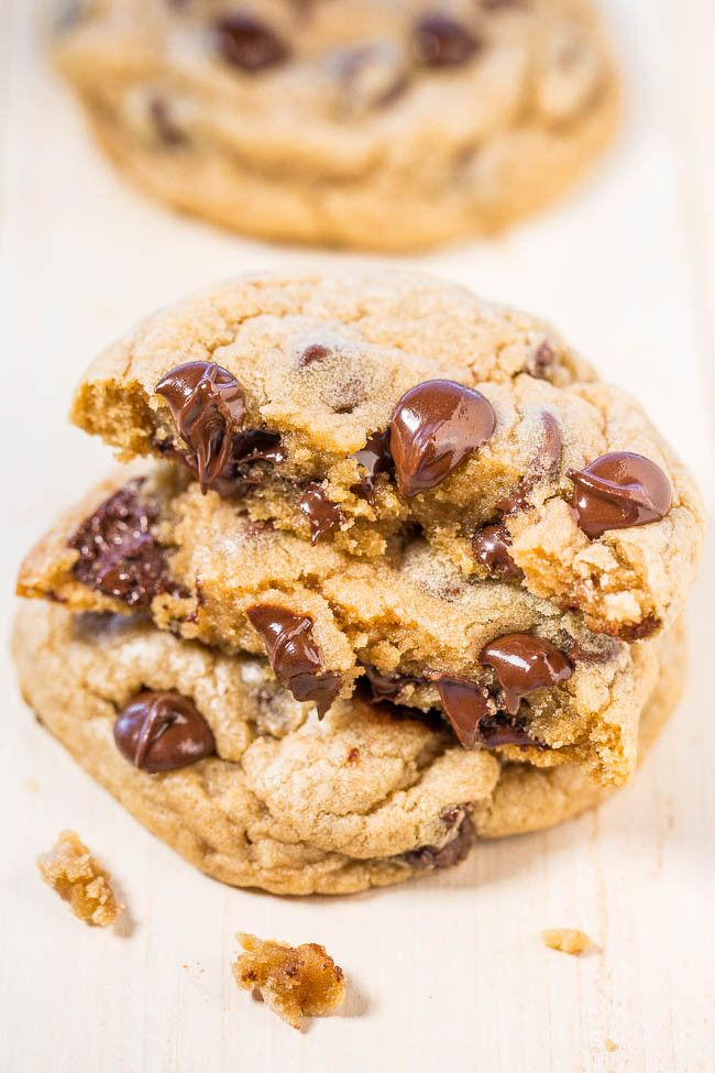 Mrs Fields Chocolate Chip Cookies