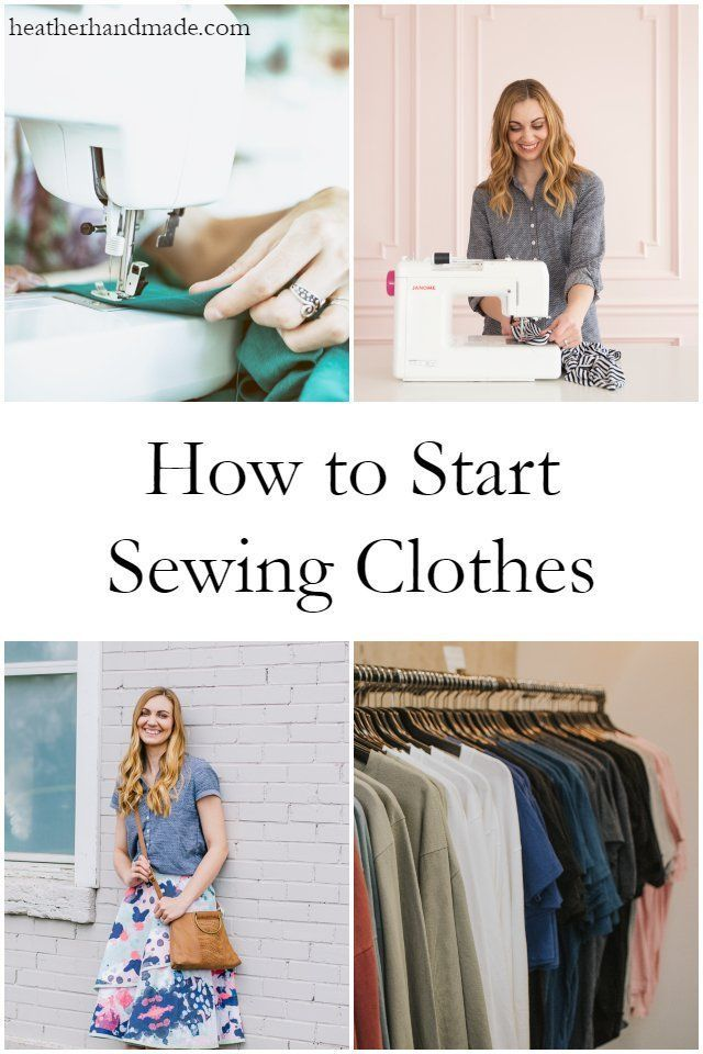 Sewing Clothes Archives • Heather Handmade -   12 DIY Clothes Recycling thoughts ideas