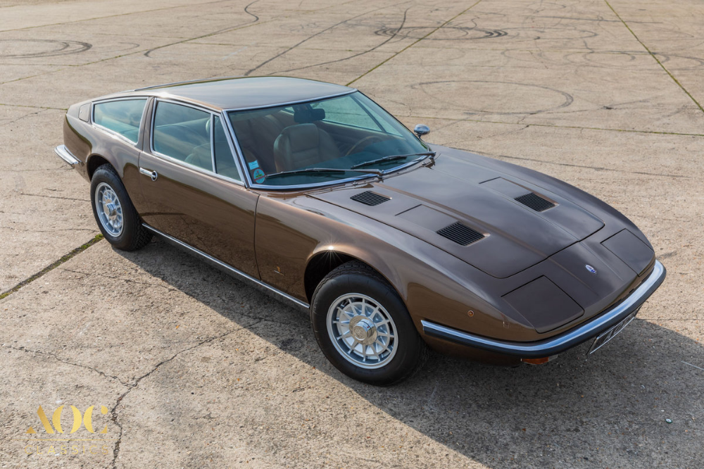 Maserati Indy 4900 - Manual - 1973 ... in 2020 (With ...