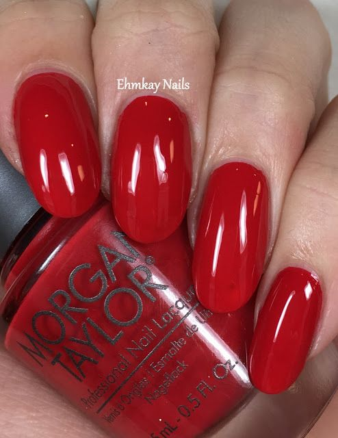 ehmkay nails: Morgan Taylor Wrapped in Glamour Holiday Gift Set ...