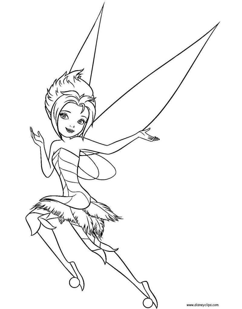 Cute Collection Of Tinkerbell Coloring Pages To Print Free Coloring Sheets Fairy Coloring Book Tinkerbell Coloring Pages Fairy Coloring Pages [ jpg ]