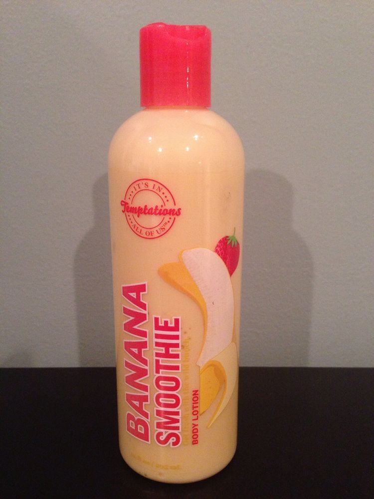 New Bath And Body Works Banana Smoothie Body Lotion 10 Oz