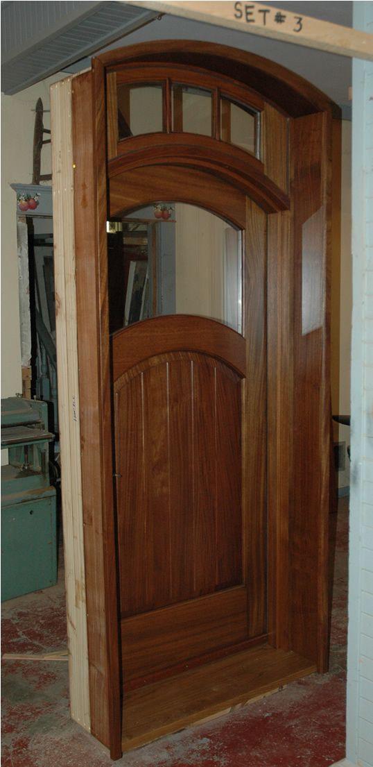 Arched Jamb Door Frame Google Search Door Frame Wood Arch Doors